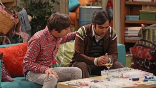 The Big Bang Theory 07x07 : The Proton Displacement- Seriesaddict